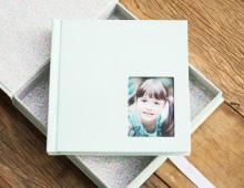 álbum artesanal – infantil sofia | fernanda lenzi fotografia