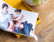 fotolivro – ensaio família | estúdio do avesso